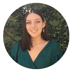 Gabriella Abbruzzo marketing intern at LYF Solutions and Content Savvy